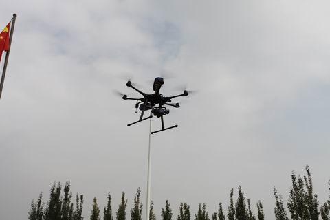 测绘院成功举办无人机成果汇报演示会(图10)